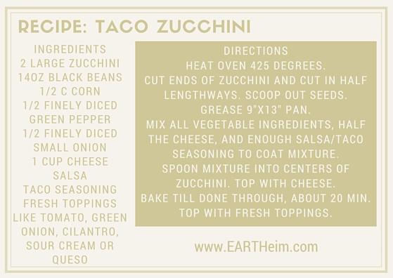 Recipe_ Taco Zucchini