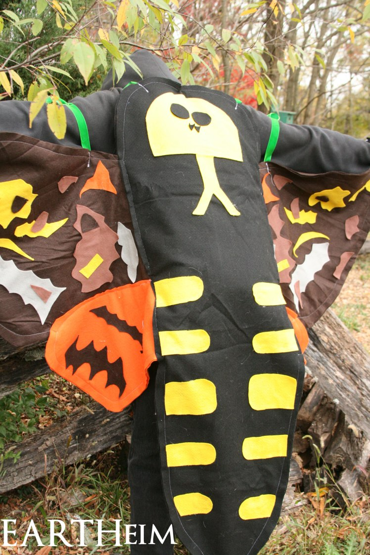 Deaths Head Hawkmoth Costume