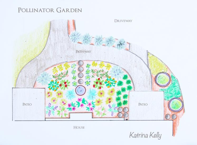 Moores Pollinator Garden